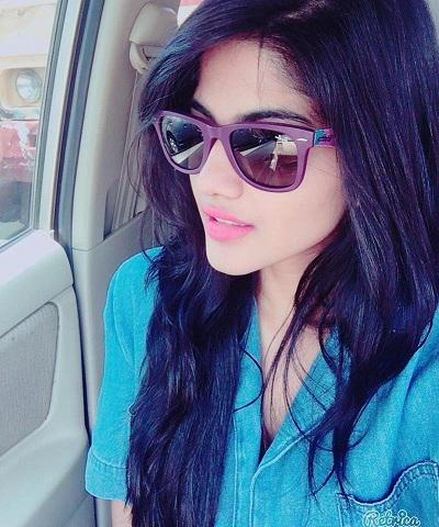 Megha Akash Facebook Twitter Instagram