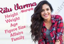 Ritu Varma bio