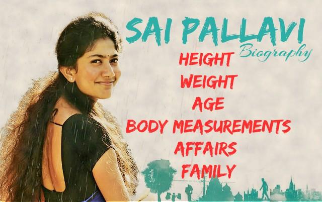 Sai Pallavi Biography, Age, Wiki, Family, Photos, Movies