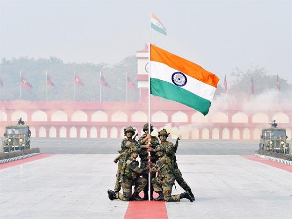 Happy Indian Armed Forces Flag Day Photos