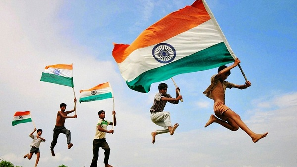 Happy Indian Armed Forces Flag Day Wallpaper