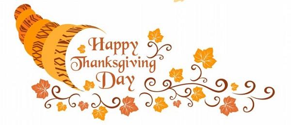 Happy Thanksgiving Facebook Cover Photos