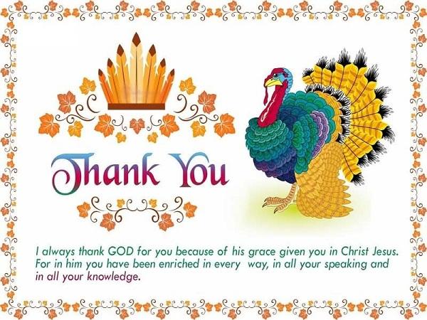Happy Thanksgiving Whatsapp Status Images
