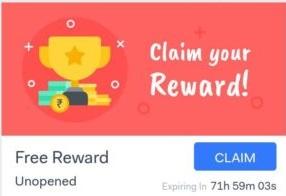 Hike Claim Your Reward