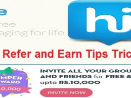 Hike Refer and Earn Tips Tricks