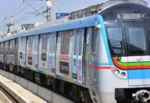 Hyderabad Metro Rail Launch