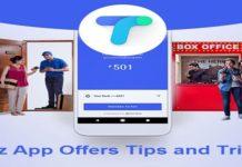 Tez App Offers Tips Tricks