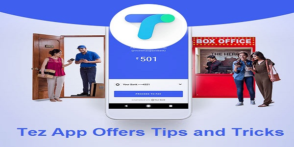 Tez App Offers Tips Tricks