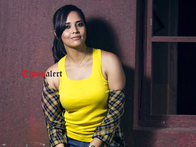 Anasuya Affairs Boyfriend