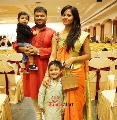 Anasuya Family
