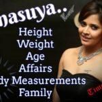 Anasuya Bharadwaj bio