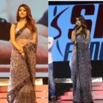 Anu Emmanuel Hot In Agnyaatavaasi Audio Release