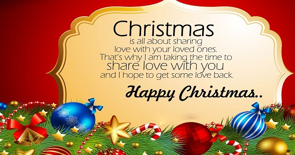 Happy Christmas 2018 Images Wishes Quotes Wallpapers Watsapp Status 1