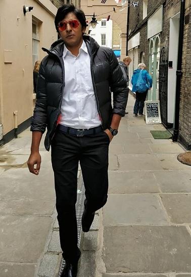 Priyadarshi Height Weight