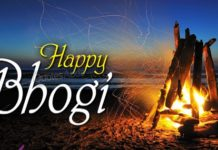 Happy Bhogi Sankranti