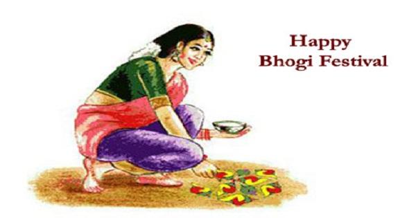Happy Bhogi Sankranti Greetings