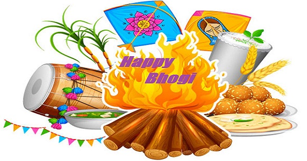 Happy Bhogi Sankranti Quotes