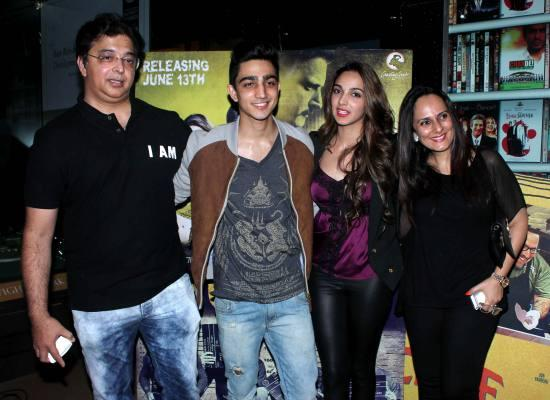 Kiara Advani father Mother Brother
