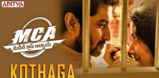 Kothaga Video Song