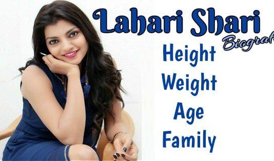 Lahari Shari Wiki