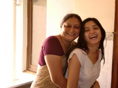 Poonam Kaur Family