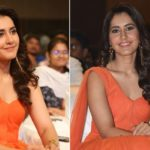 Rashi-Khanna-photos-at-Tholiprema-Audio-Launch