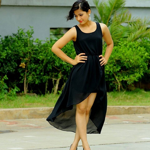 Rashmika Mandanna Height