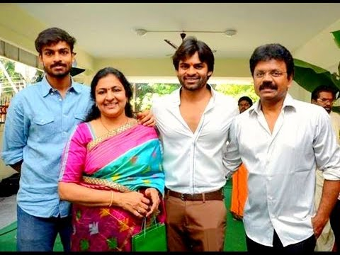 Sai Dharam Tej Biography Father Mother Brother