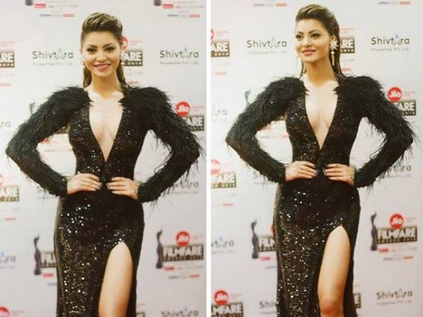Urvashi Rautela Height