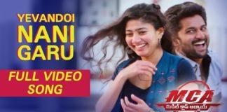 Yevandoi Nani Garu Full Video Song