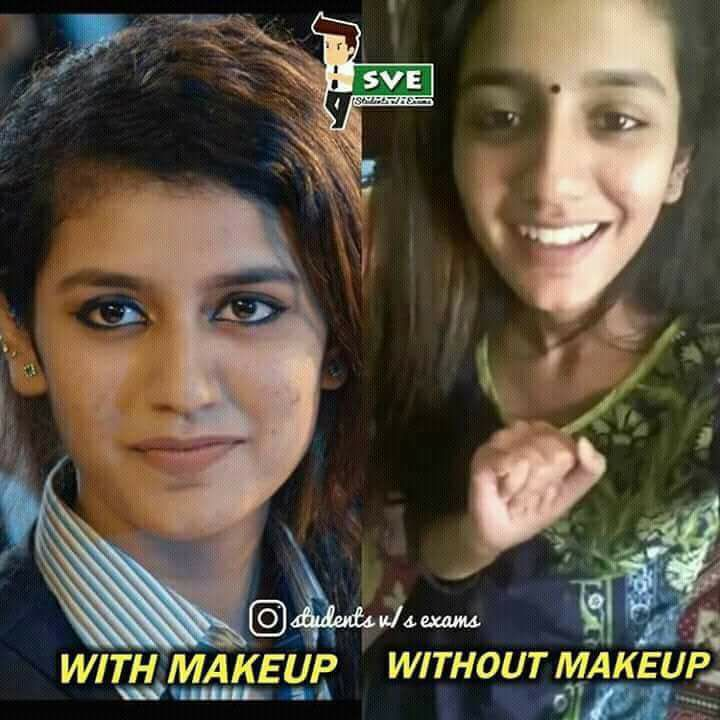 Memes On Priya Varrier Cute Expressions