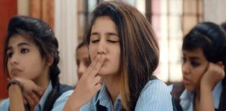 Oru Adaar Love Official Trailer