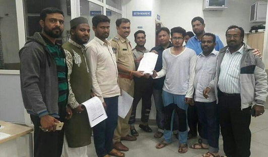 Police Case Field On Priya Prakash Varrier