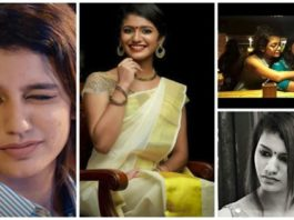 Priya Prakash Varrier case
