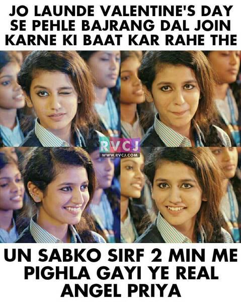 Priya varrier meme