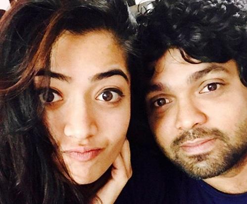 Rashmika Mandanna Boyfriend