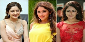 Sayesha Saigal Biography
