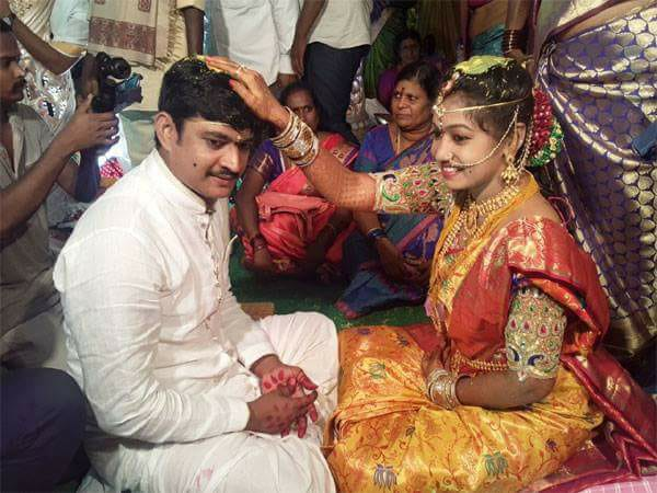 Dorababu Marriage Photo