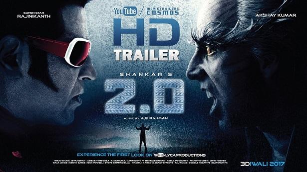 Robo 2.0 Official Trailer