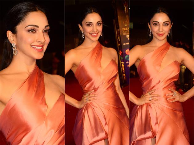 Kiara Advani at Zee Cine Awards