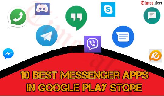 10 Best Messenger apps