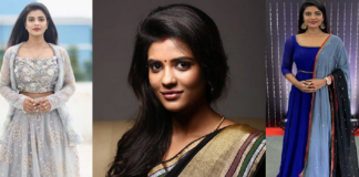 Aishwarya Rajesh Biography