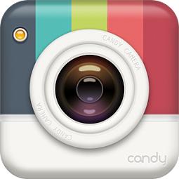 Candy camera App