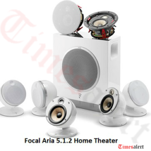 Focal Aria 5.1.2 HomeTheater
