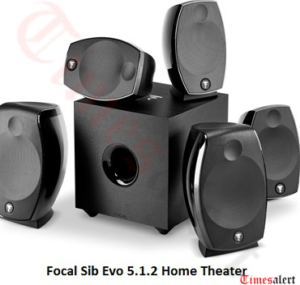 Focal SibEvo 5.1.2 Home Theater