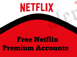 Free Netflix Premium Accounts