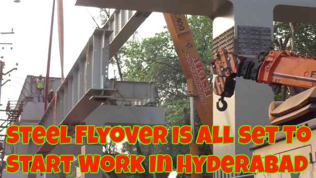 Hyderabad Steel Flyovers