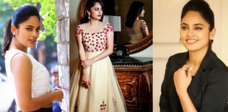 Nandita Swetha Biography
