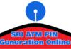 SBI ATM PIN Generation Online