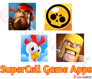 Supercell Game Apps
